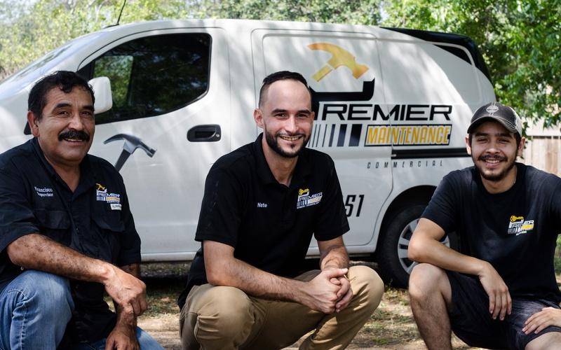 maintenance services rgv premier team