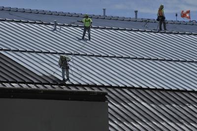 roof maintenance rgv