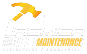 Premier Maintenance commercial and residential Logo 300px