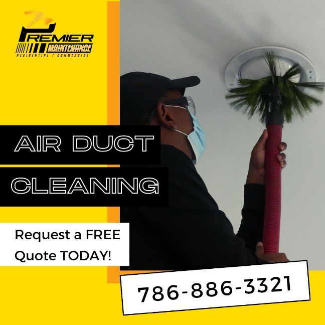 Air Duct Cleaning Miami Fl
