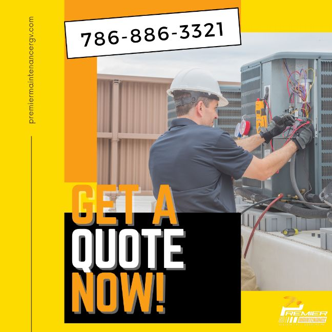 HVAC Repair and maintenance Miami